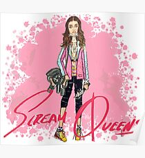 Scream Queens Hester Poster