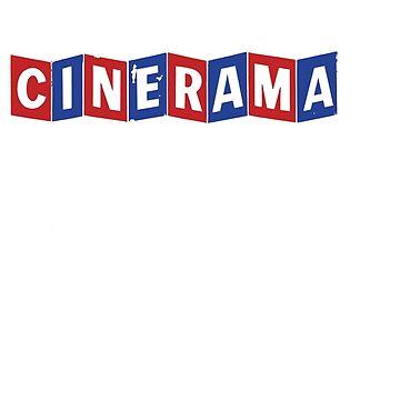 A CINERAMA PRODUCTION! by boobwhimsy