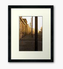 Essaouira Framed Print