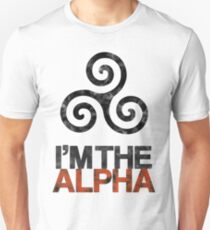 I'M THE ALPHA Unisex T-Shirt
