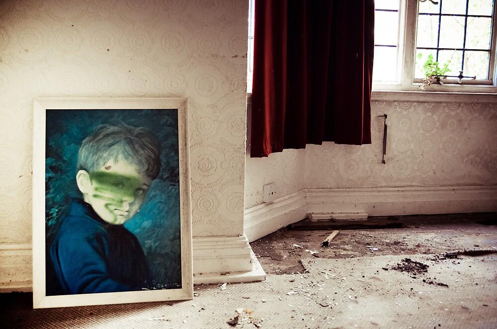 Crying Boy Curse by Josephine Pugh
