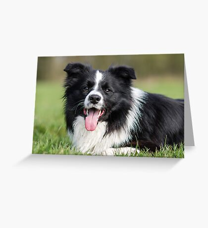 Happy Smile Greeting Card