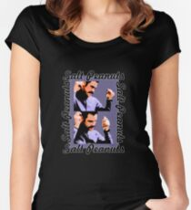 The Cable Guy - Salt Peanuts! Women's Fitted Scoop T-Shirt