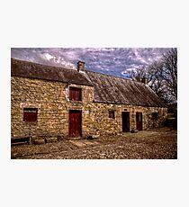 Thomas Bewick Cottage Photographic Print