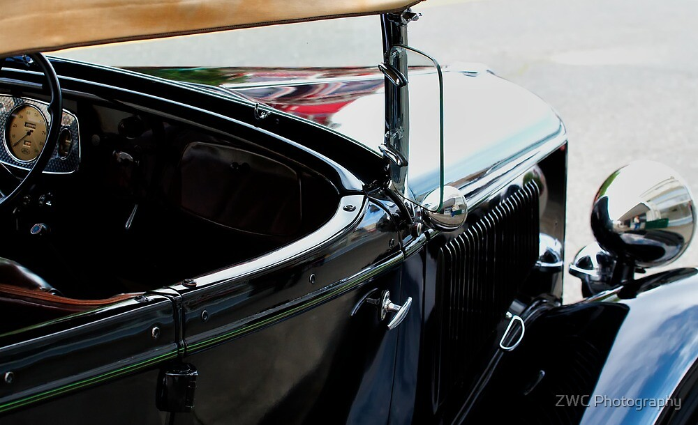 1934 Ford Phaeton Convertible II by ZWC Photography