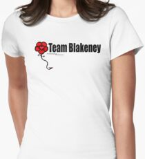 Team Blakeney Womens Fitted T-Shirt