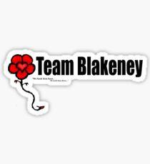 Team Blakeney Sticker