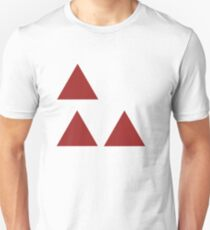 4chan Triforce Unisex T-Shirt
