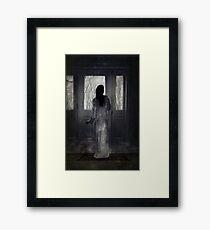 Gown Framed Print