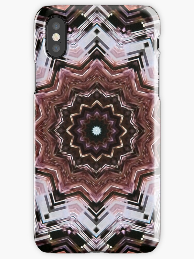 Glitch Kaleidoscope #3 by delahey