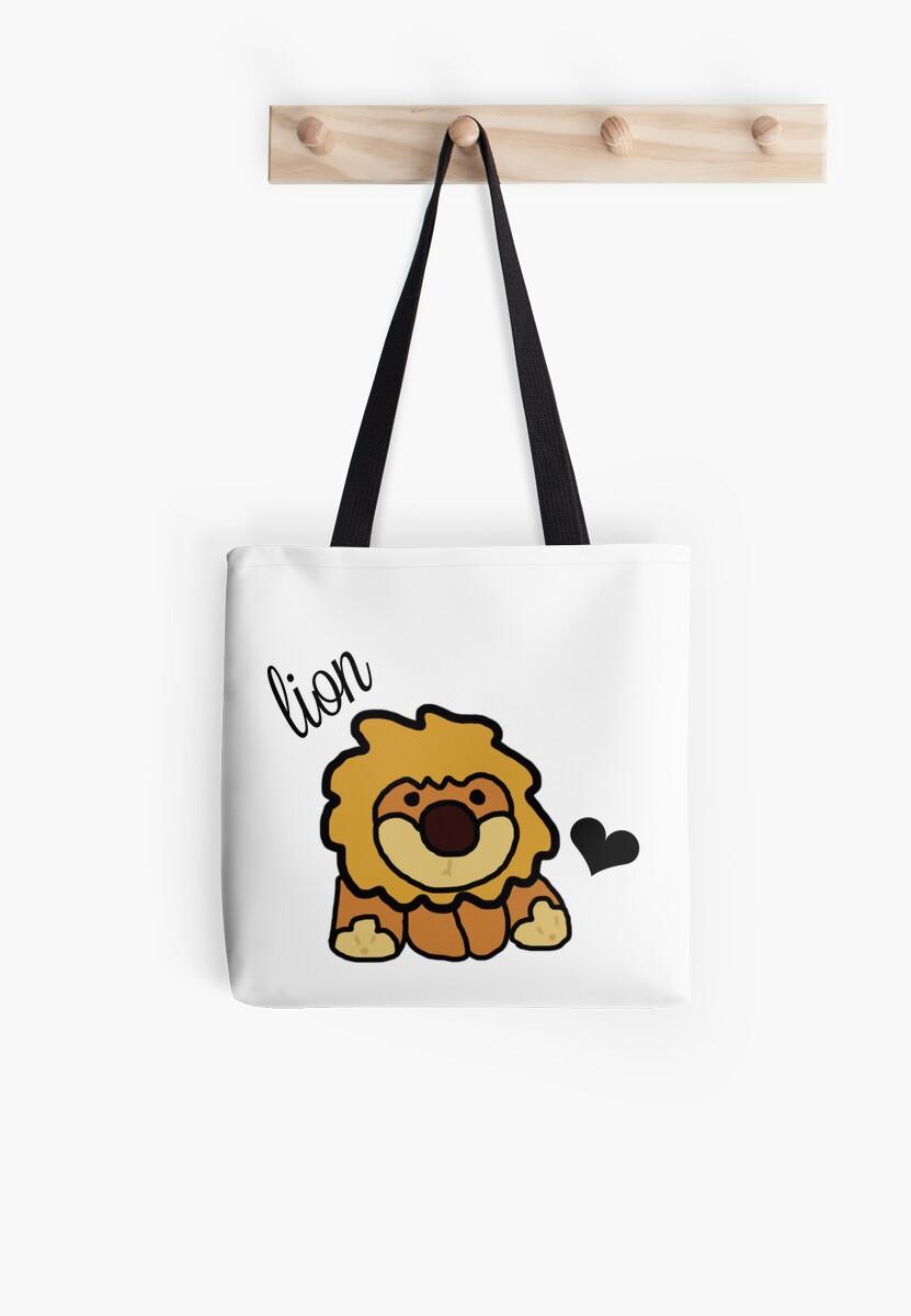 Lion by LightfulFoxtrot