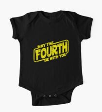 May The Fourth Be With You One Piece - Short Sleeve