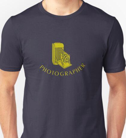 Photographer VRS2 T-Shirt