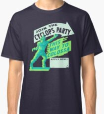 Cyclops Party Classic T-Shirt