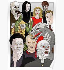 Buffy Big Bad Poster Poster