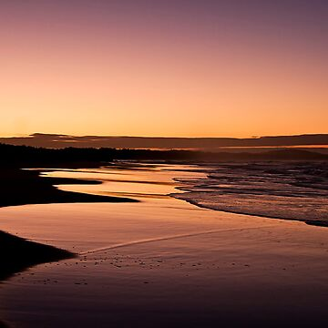 The Beach by NicoleDoyle