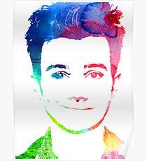 chris rainbow Poster