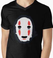 The Mask that Hides Men's V-Neck T-Shirt