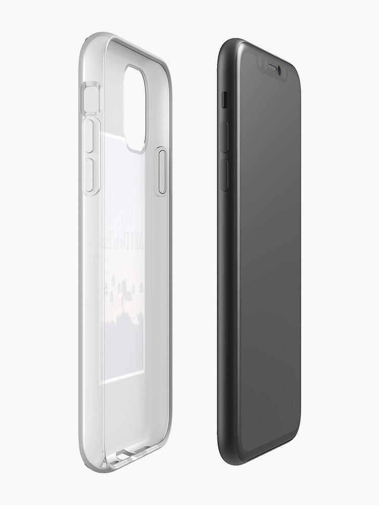 coque iphone 7 plus fortnite - Coque iPhone «Tout ce que je fais est piège», par Rufi