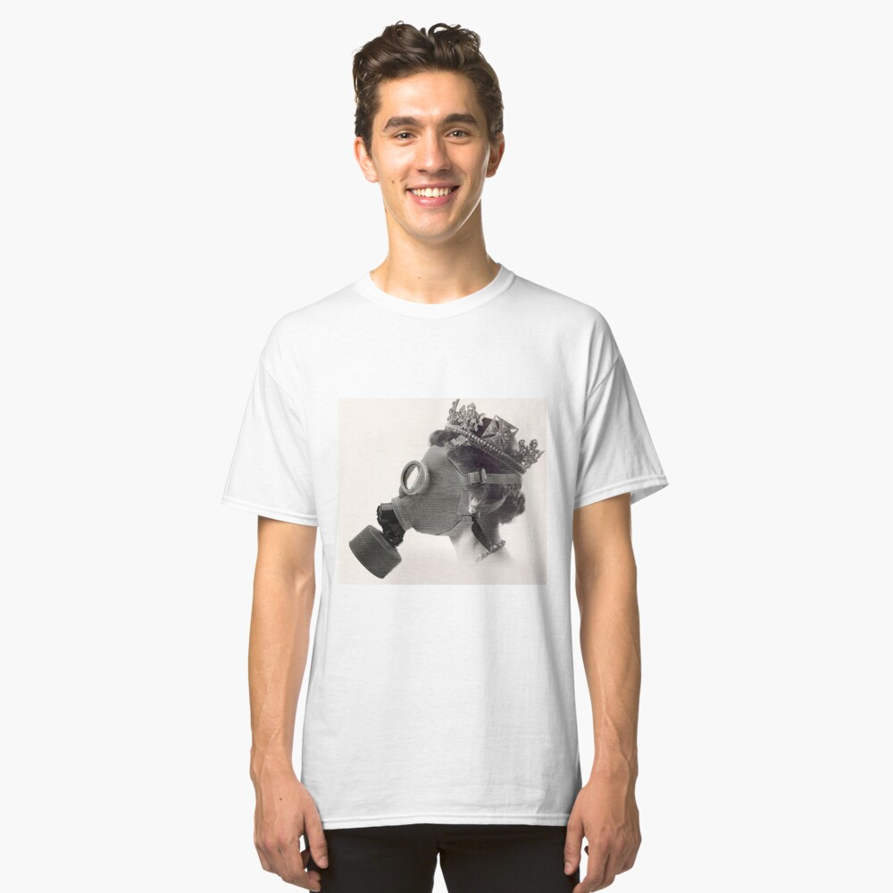 Royal Nose Classic T-Shirt Front