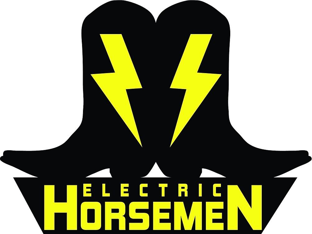 Electric Horsemen (Vintage 2)  by wesg1261