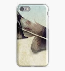 Memory of a quill iPhone Case/Skin