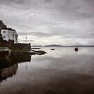 Crinan Bay Scotland by mlphoto