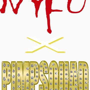 NYFU x PIMPSQUAD by GuUZi