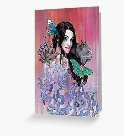 Lilitha Greeting Card
