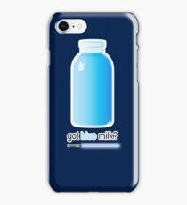 Blue Milk iPhone Case/Skin