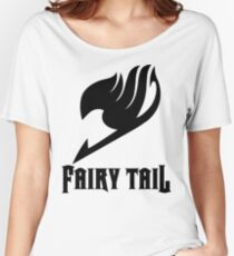 Fairy Tail Guild Tee Women's Relaxed Fit T-Shirt
