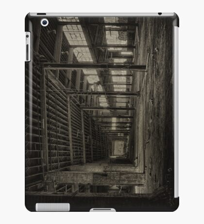 HDR Warehouse2 iPad Case/Skin