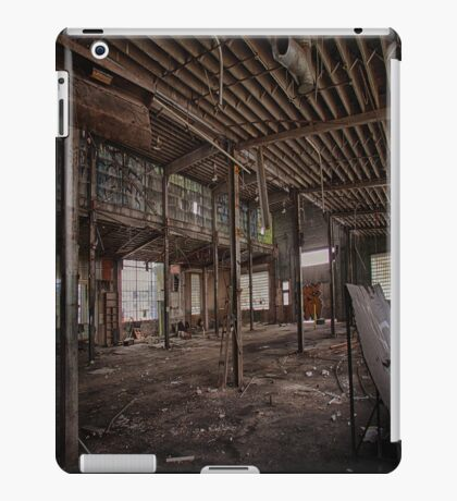 HDR Warehouse3 iPad Case/Skin