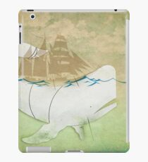 The Ghost of Captain Ahab iPad Case/Skin