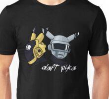 Daft Punk - Pikachu version (color) Unisex T-Shirt