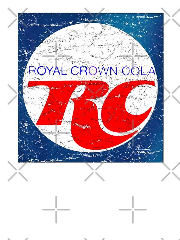 Quot Vintage Rc Cola Design Quot Stickers By J Stoneking Redbubble