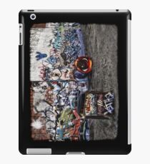 Graffiti Wall3 iPad Case/Skin