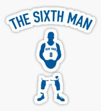JR Smith - The 6th man Sticker