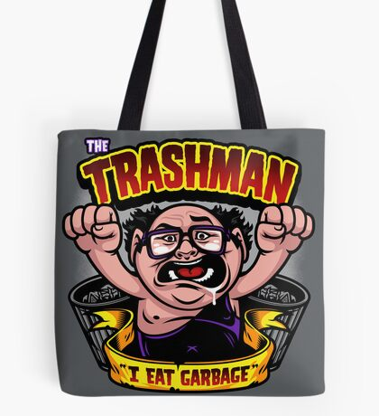 The Trashman Tote Bag