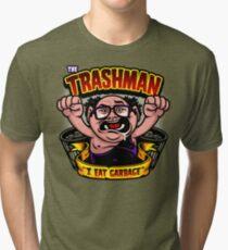 The Trashman Tri-blend T-Shirt