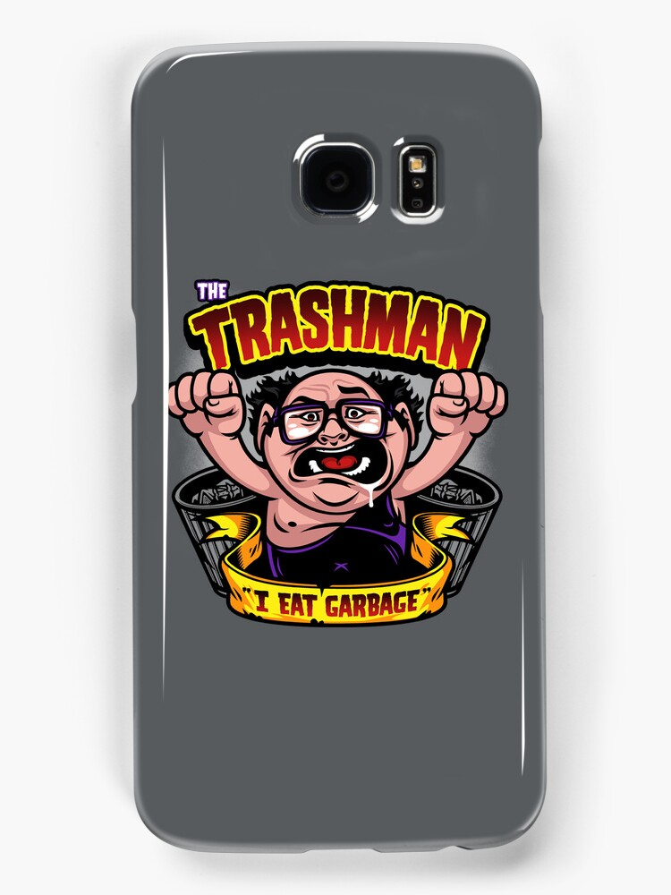 The Trashman by harebrained