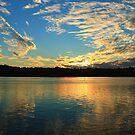 Chinderah Sunset by sarcalder