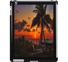 Isla Sunset iPad Case/Skin