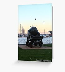 Canon by the bay Greeting Card