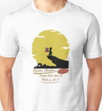 uk cotswolds motor oil by rogers bros Slim Fit T-Shirt