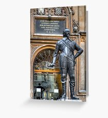 Earl of Pembroke Greeting Card