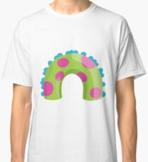 Sea Monster in Green (body) Classic T-Shirt