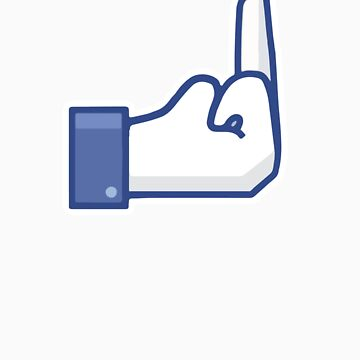 Go away Facebook by hyperdesign