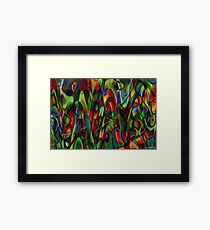 The Cry of Nature No. 12  Framed Print