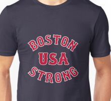 Boston Strong USA Unisex T-Shirt